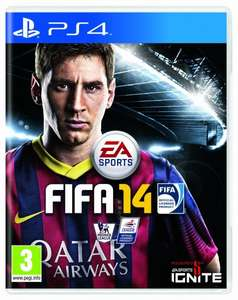 Fifa 14 PS4 für 11,80 Euro @Amazon UK (Warehouse) - (oder als Warenhouse Deal bei Amazon.de für 11,77 Euro Prime)