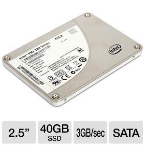 [Pollin Electronic] SSD Intel 320 - 40 GB - 25,85€ inkl. Versand - 19% unter Idealo
