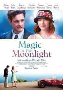 "Fast kostenlos ins Kino zu ""Magic in the Moonlight"""