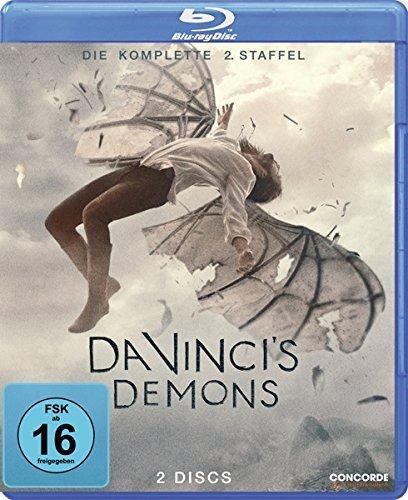 Da Vinci's Demons - die komplette 2. Staffel [Blu-ray] für 17,99 € (Prime u. Abholung) > [amazon.de u. shop.mueller.de]