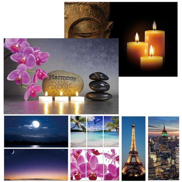 ebay wow: LED-Bild mit Beleuchtung ver. Versionen für 19,95€