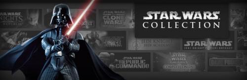 Star Wars Collection (13! Spiele) für 44,99€ @ Steam