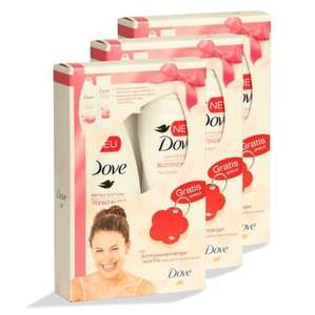 Rakuten: Dove Blütenzauber Set Geschenkset - 3er Pack für 21,90€