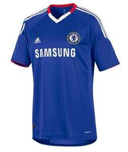Chelsea HomeTrikot (Adidas Tech Fit ClimaCool) 2010/2011 @ MmDirect
