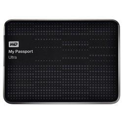 My Passport Ultra 2TB Black HDD (Recertified) 2,5 Zoll externe Festplatte USB 3.0 und 2.0