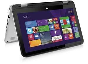 "HP 13"" X360 Convertible Notebook, 13,3""/A8/4GB,508HSSD/Beats/Win 8 für 449€"