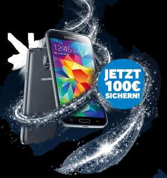 [BaseShop] Samsung Galaxy S5 effektiv für 303,95 ab 00:00 Uhr