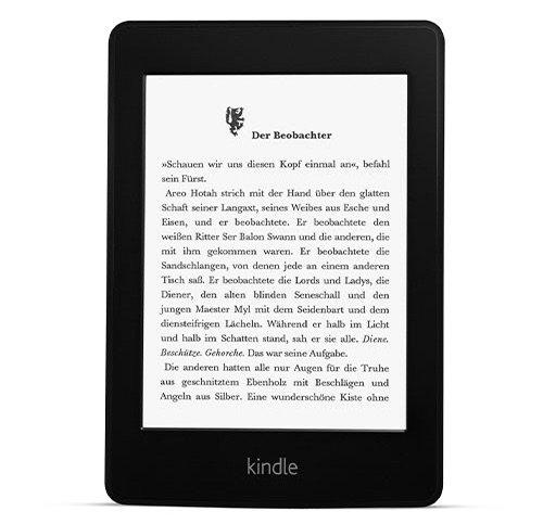 Kindle Paperwhite 3G Vorgängermodell - zertifiziert und generalüberholt