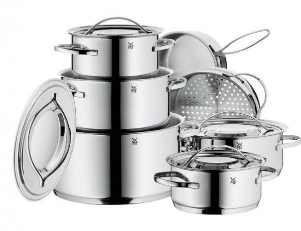 Amazon: WMF Kochgeschirrset 52 % reduziert für ein paar Stunden !!