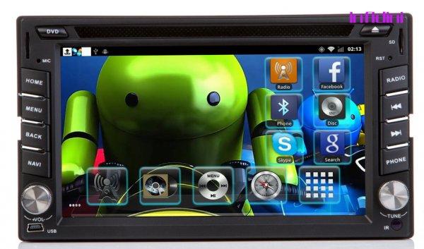 Kia Sportage Android 4.2 Navi 7 Zoll mit Rückfahrkamera bei Ali [Preisfehler?!]