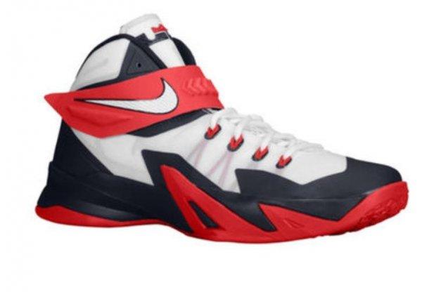 [Engelhorn] LeBron Nike Zoom Soldier 8