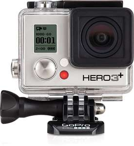 GoPro HERO3+ Silver Edition für 224,15 € @Amazon.de