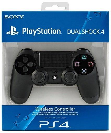 Sony DualShock 4 Controller Jet Black für 48,53€