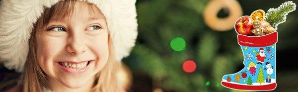 (offline) Gratis Nikolausstifel für Kinder bei REWE