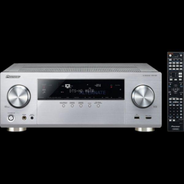 "Pioneer 7.2 AV-Receiver ""VSX-924"" in silber - Bestpreis!"
