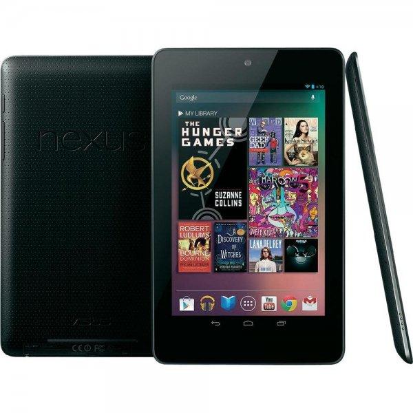 Asus Google Nexus 7 (2012) 32GB für 111€@ Conrad Black Friday