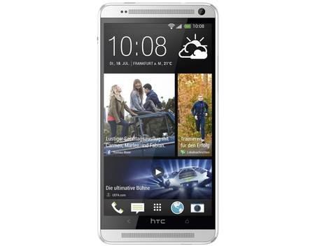 HTC One max LTE (aktuellstes Modell - B-Ware) - 16 GB silber für 279,00 € @MeinPaket