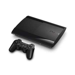 PlayStation 3 Super slim 12GB für 134,13€ @Amazon.it - Black Friday