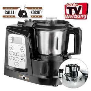 Küchenmaschine Mix & More Thermo 9 in 1 bei REAL für 279€