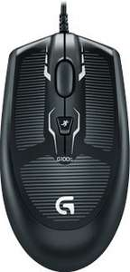 Lo­gi­tech G100s Gaming Mouse für 14,99€ inkl. Versand @Logitech