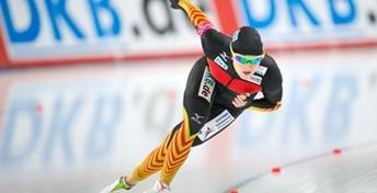 Kostenlos mit der DKB-Visa-Card zum Eisschnelllauf-Weltcup in Berlin [mit Begleitperson]