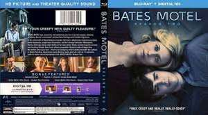 Bates Motel Staffel 2 Blu-Ray @Amazon.de(mit Prime)