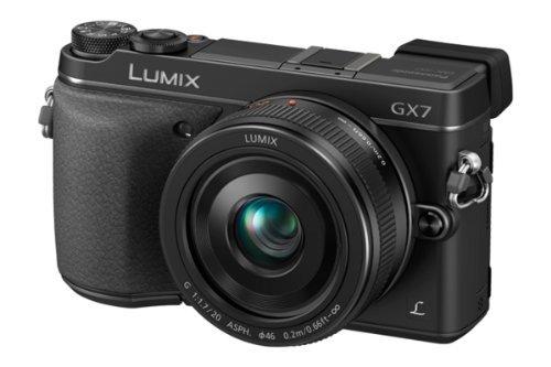 Panasonic Lumix DMC-GX7CEG-K für 712,53 Euro @Redcoon.de (zusätzlich 50 Euro Cashback)