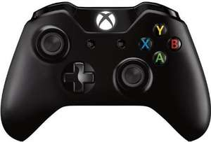 Xbox One Wireless Controller (Schwarz)