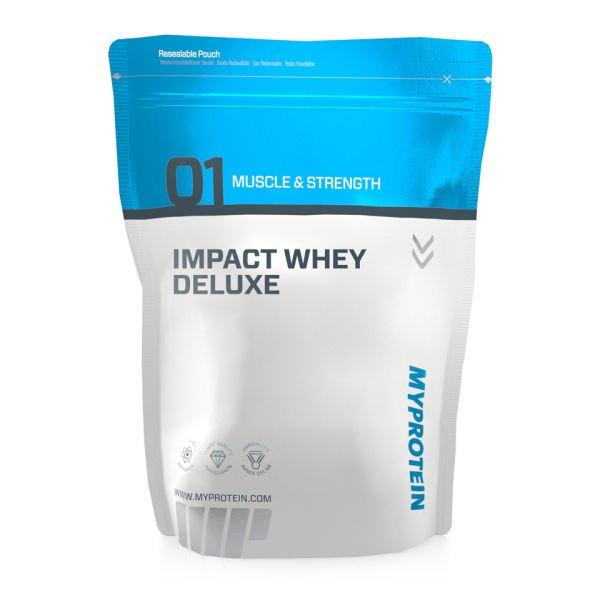 Myprotein Impact Whey Deluxe