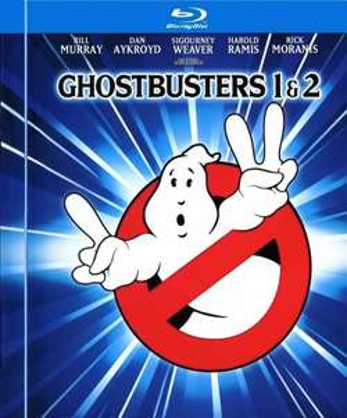 Ghostbusters I & II (2 Discs) (4K Mastered) [Blu-ray] mit Prime