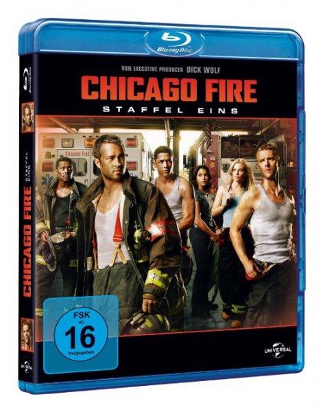 Chicago Fire - Staffel 1 [Blu-ray] für 14,97 Euro @Amazon.de (Prime)