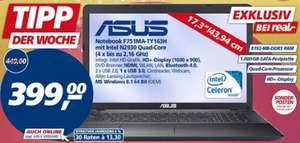 [real] Office & Internet Laptop ASUS F751MA-TY163H