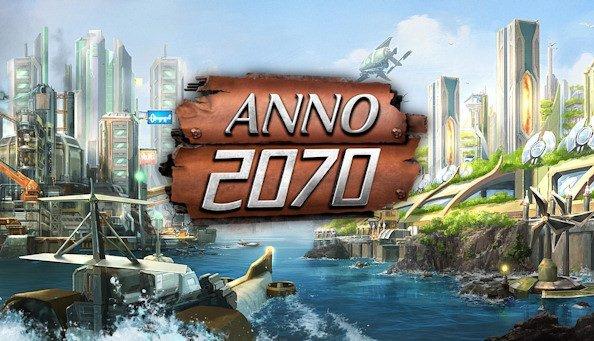 Anno 2070 + Die Tiefsee (Addon) Key bei MMOGA 9,48 €
