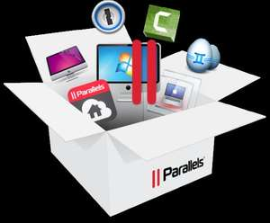 (MAC) Ultimatives Mac Bundle mit Parallels 10, 1Password und 5 weiteren Apps - 78% gespart