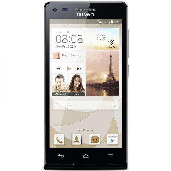 Huawei Ascend P7 mini, 8 GB, Smartphone ohne Vertrag/Simlock (LTE) , schwarz inkl. Vsk für 139 € > [ebay.de]