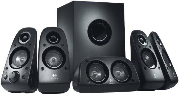 "Logitech™ - 5.1 Lautsprechersystem ""Z506"" für €54,99 [@Conrad.de]"