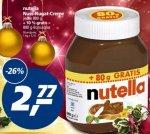 [Real Bundesweit KW 49] Nutella 880g 2,77€ (3,15/kg)