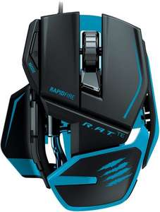 Mad Catz R.A.T. TE für 44€ @ Amazon Cyber Monday - Gamer Maus