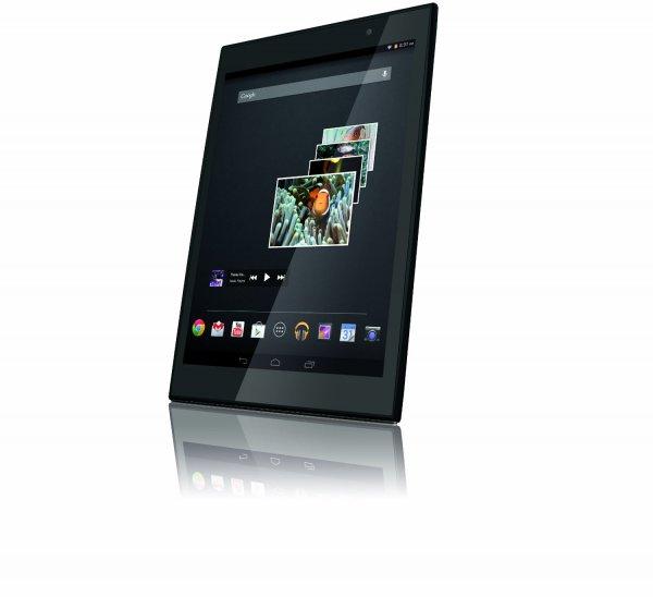 Gigaset QV830 Multimedia 8 Zoll Tablet, WLAN, 5 Megapixel, 8GB schwarz/silber inkl.Vsk für 83,01 € > [amazon.it] > Black Friday Deals