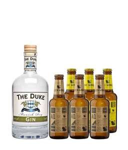 The Duke Gin Tonic Set für 29,90€ bei Gourmondo