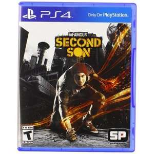 inFAMOUS: Second Son (PS4) für 24€ @Play Asia