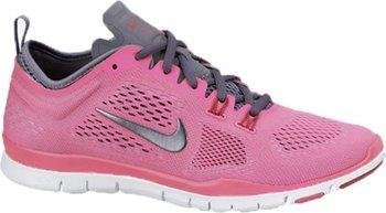 Damen Trainingsschuhe / Fitnessschuhe Free 5.0 Trainer Fit 4 - pink für 70 Euro @Engelhorn.de