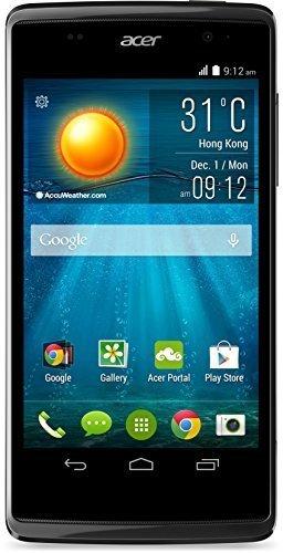 Acer Liquid Z500 Plus (Kitkat, 2GB, Quad-Core 1,3 GHZ, Dual-SIM, kein LTE, 5 Zoll) für 151 EUR [mediamarkt.de]