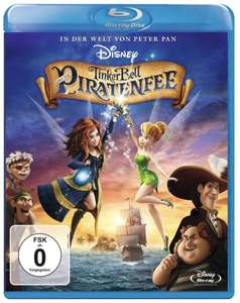 TinkerBell und die Piratenfee [Blu-ray] (Amazon Cyber Monday) noch bis ca. 18 Uhr heute ...