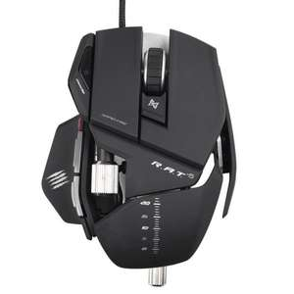 Mad Catz R.A.T.5 Gaming Maus für 39€ @Amazon Cyber Monday