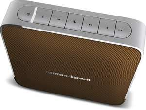 HARMAN KARDON Esquire Mobiles Bluetooth-Lautsprechersystem braun 129,35