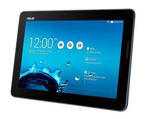 Asus TF303CL-1D023A  (10,1 Zoll) Tablet-PC (Intel Atom Z3745 Quad-Core, 1,3GHz, 2GB RAM, 16GB, Android 4.4, LTE) blau für 268,41 € @Amazon.it