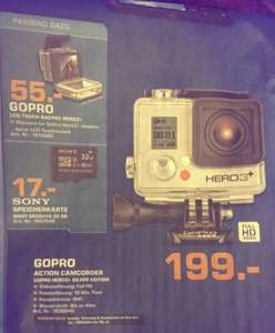 [Lokal OF] Saturn - GOPRO Hero3+ Silver Edition