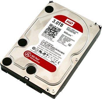 "[Comtech @ MeinPaket.de] Western Digital Red 3TB (WD30EFRX) 3,5"" SATA III Festplatte für 94,24€"