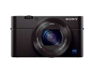 [Amazon.it] Sony DSC RX100 Mark III für 663,29€ – 20 Megapixel Kompaktkamera mit 1? Sensor *UPDATE*